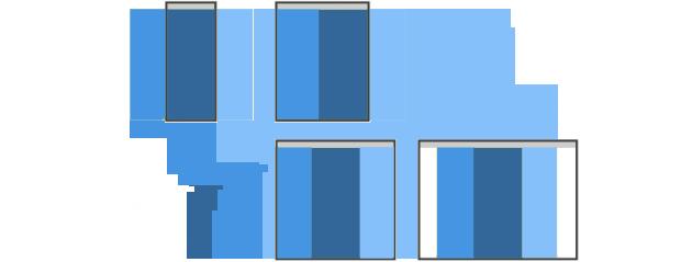 Макет панели