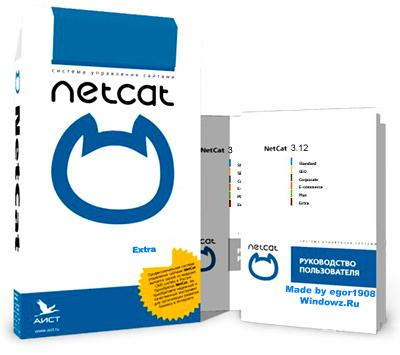 Создание сайтов на NetCat
