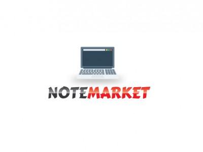 Разработка дизайна логотипа для NoteMarket