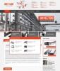 Создание сайта завода электромонтажных изделий ЕКА групп