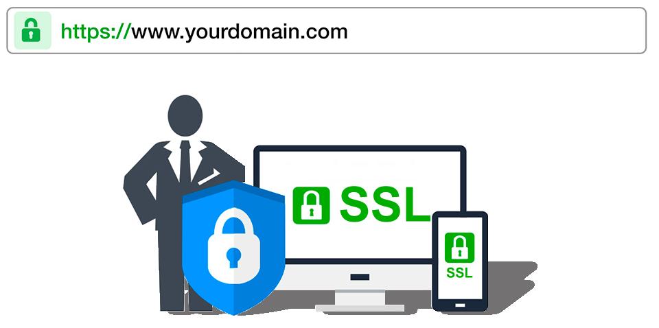 Установка и настройка  SSL-сертификата